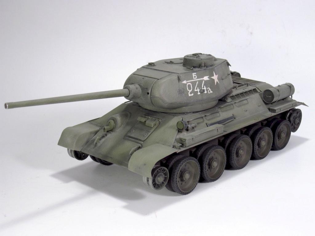 Т-34-85 з-да №112 с орудием С-53 - Страница 2 Img_2562