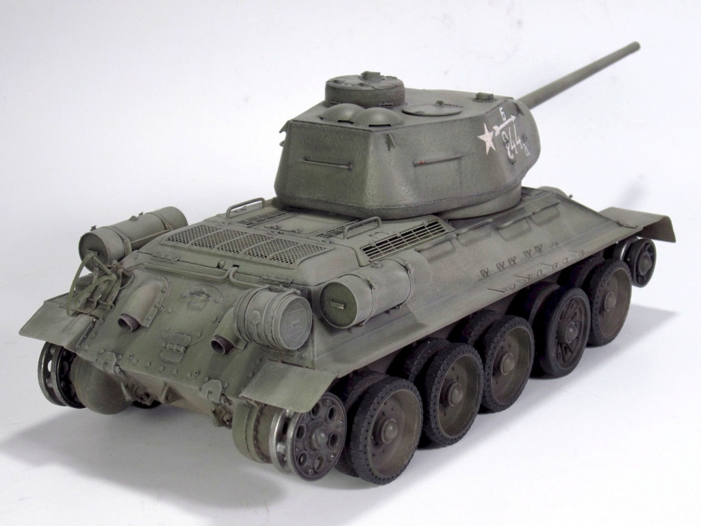 Т-34-85 з-да №112 с орудием С-53 - Страница 2 Img_2564