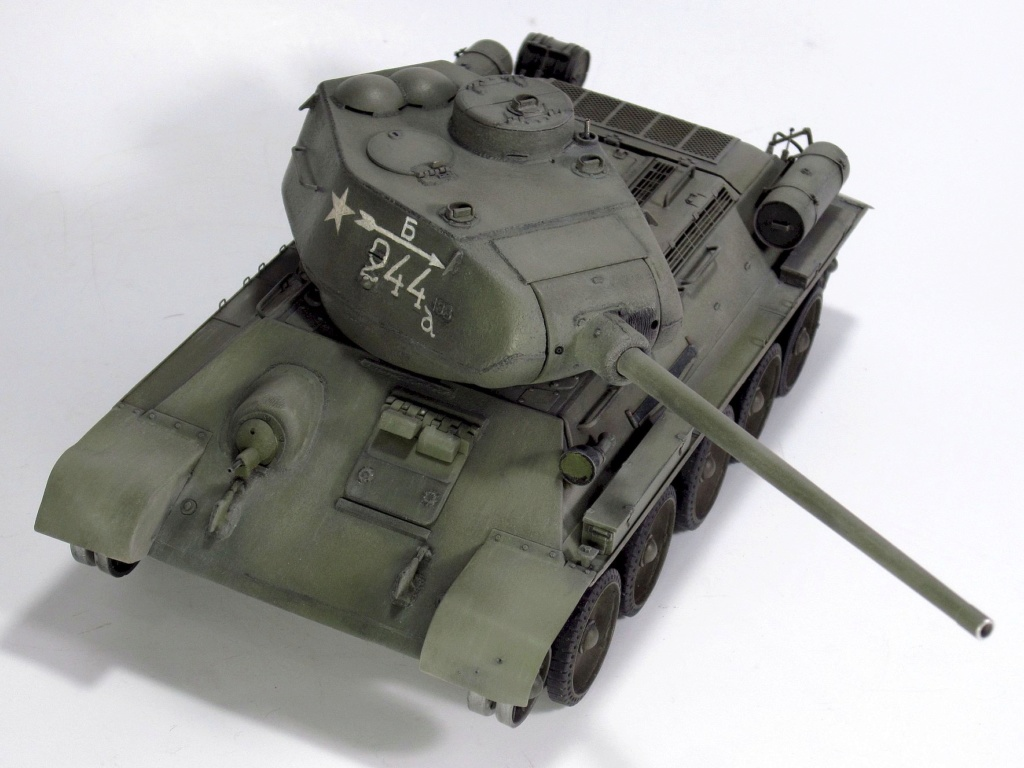 Т-34-85 з-да №112 с орудием С-53 - Страница 2 Img_2565