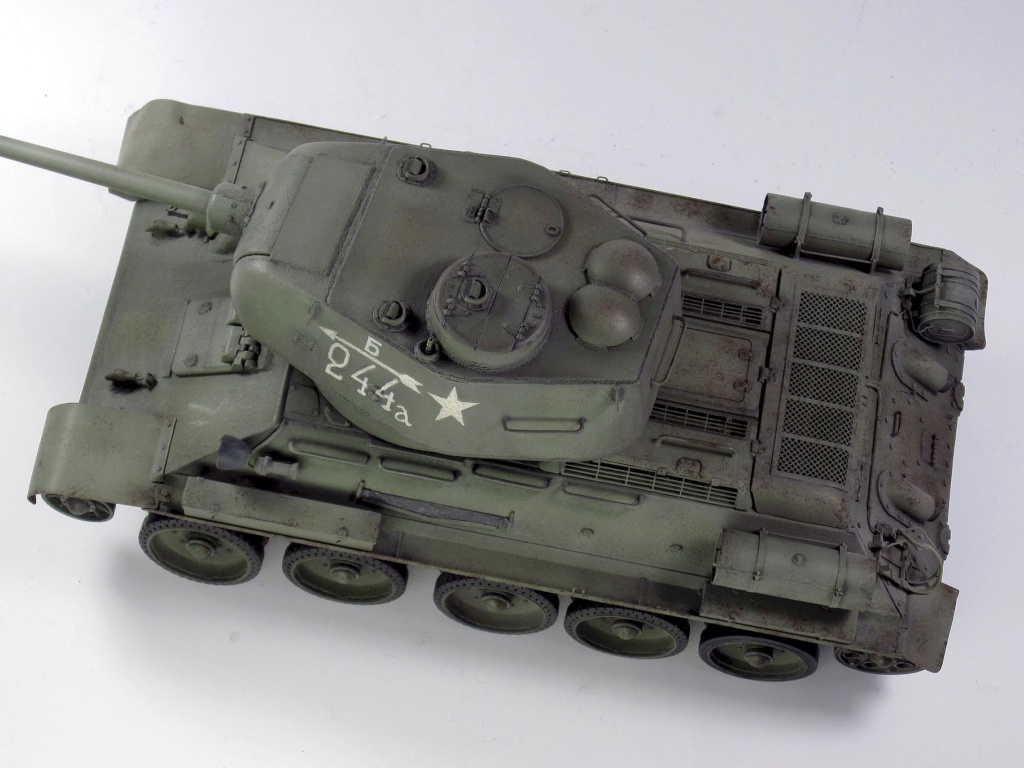 Т-34-85 з-да №112 с орудием С-53 - Страница 2 Img_2571