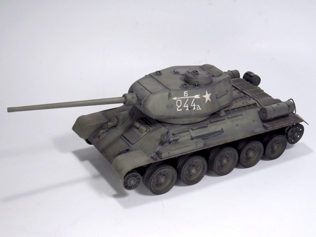 Т-34-85 з-да №112 с орудием С-53 - Страница 2 Img_2573