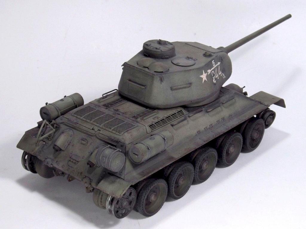 Т-34-85 з-да №112 с орудием С-53 - Страница 2 Img_2575