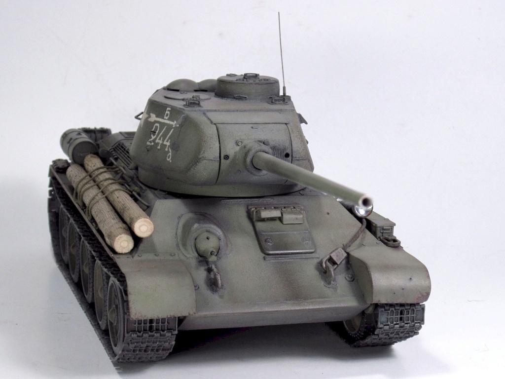 """Т-34-85 с орудием С-53 завода """"Красное Сормово"""" Img_2582"""