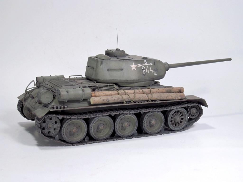 """Т-34-85 с орудием С-53 завода """"Красное Сормово"""" Img_2586"""