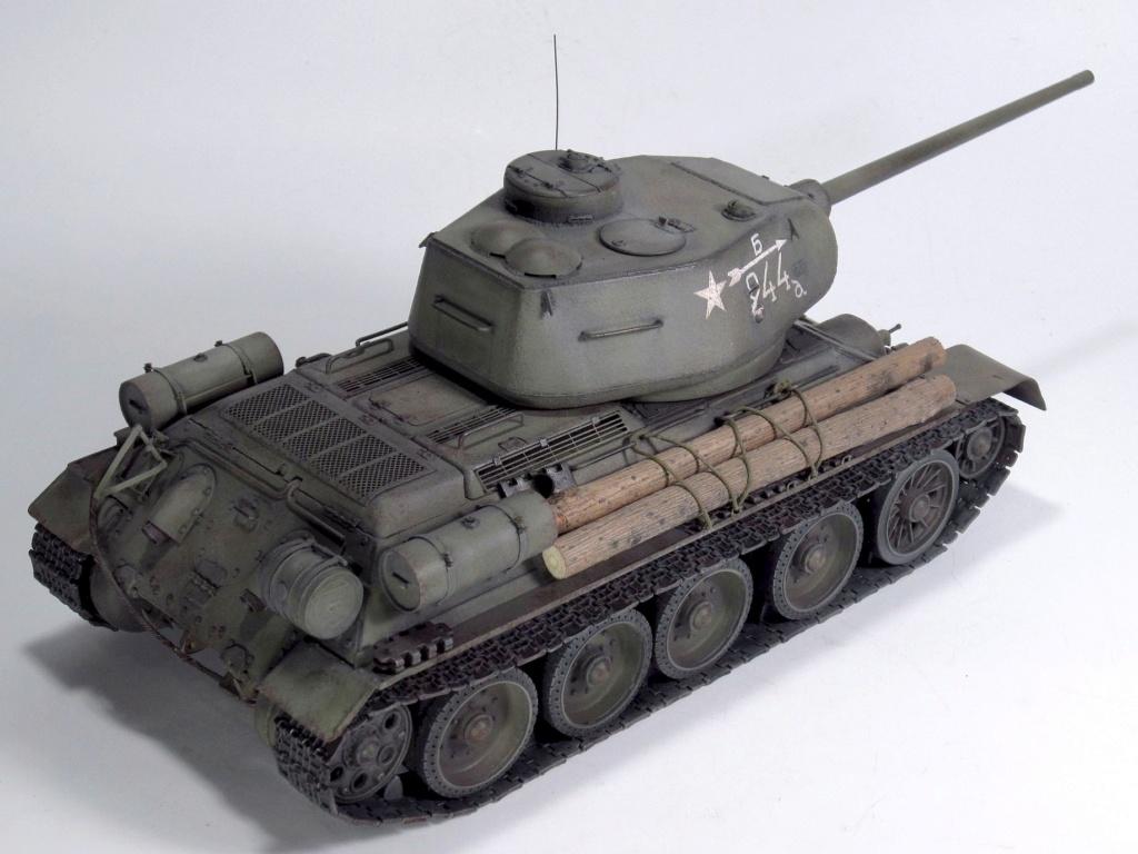 """Т-34-85 с орудием С-53 завода """"Красное Сормово"""" Img_2591"""