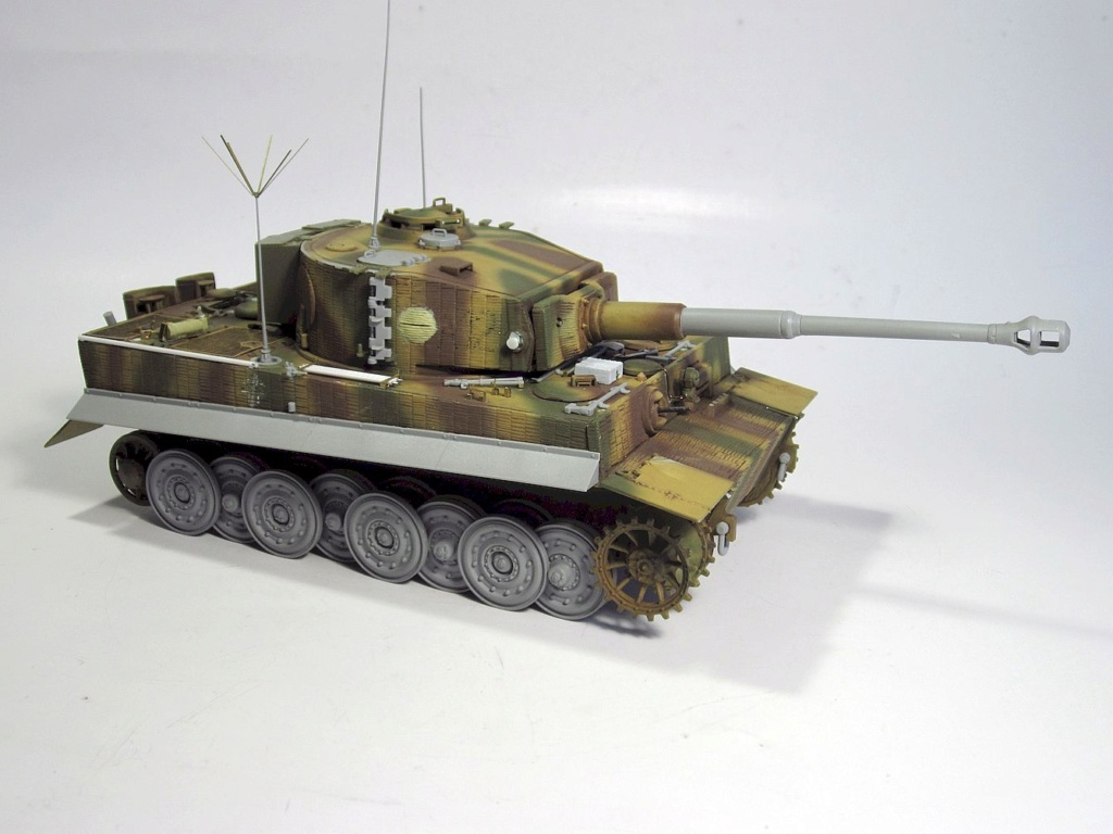 """Tiger I"" Звезда-3589 1:35  Img_3112"