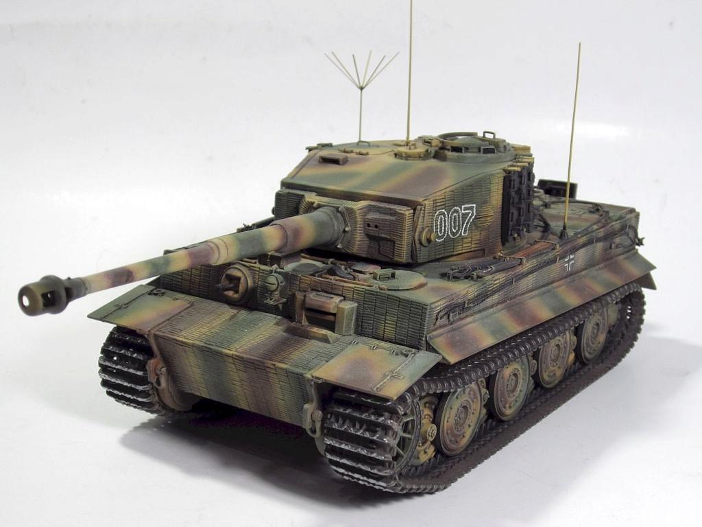 """Tiger I"" Звезда-3589 1:35  Img_3210"