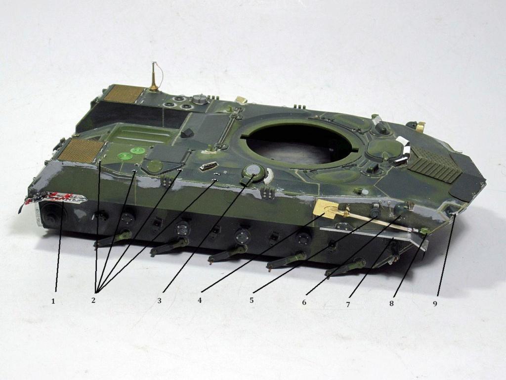 Алюминиевые танки. Техника ВДВ. БМД-1П - Страница 2 Img_3310