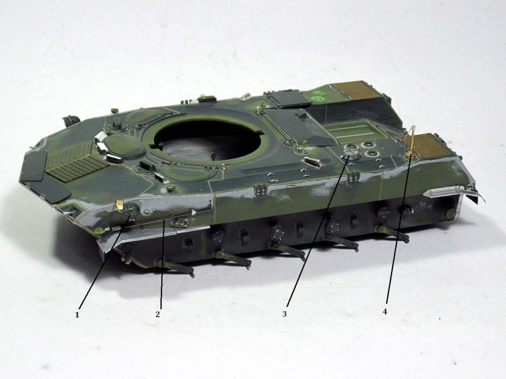 Алюминиевые танки. Техника ВДВ. БМД-1П - Страница 2 Img_3311