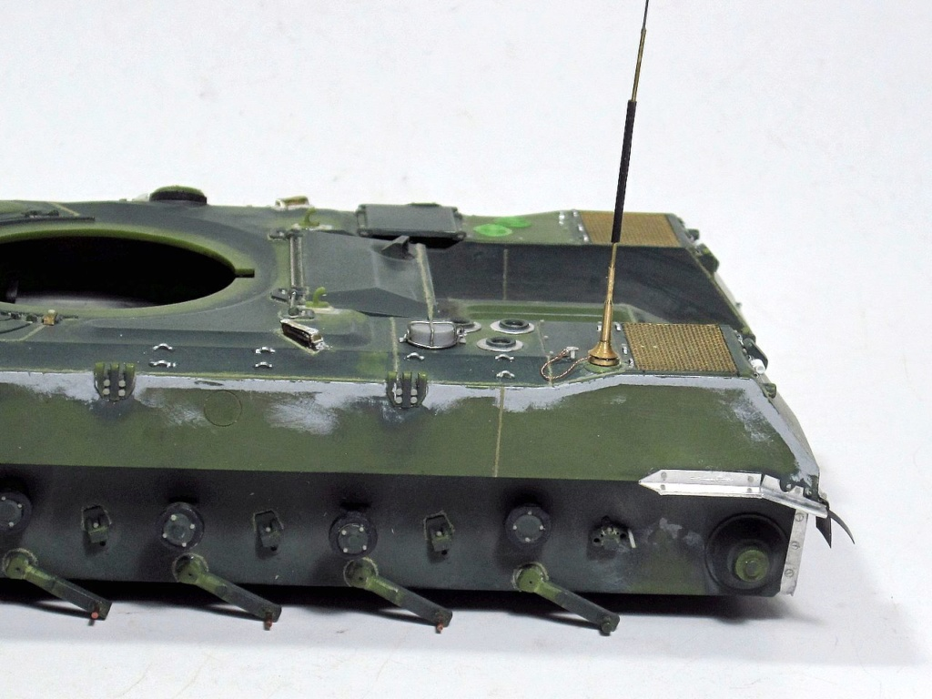 Алюминиевые танки. Техника ВДВ. БМД-1П - Страница 2 Img_3315