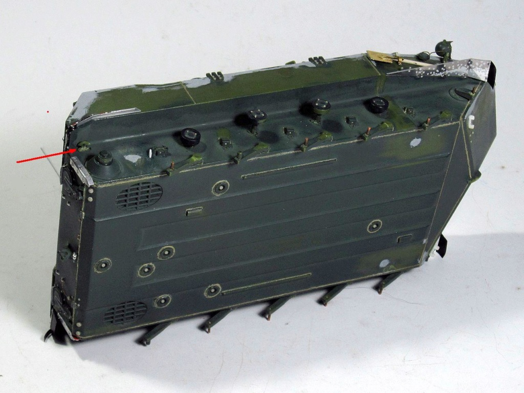 Алюминиевые танки. Техника ВДВ. БМД-1П - Страница 2 Img_3319