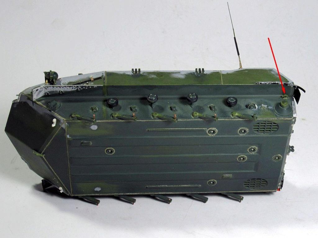 Алюминиевые танки. Техника ВДВ. БМД-1П - Страница 2 Img_3320