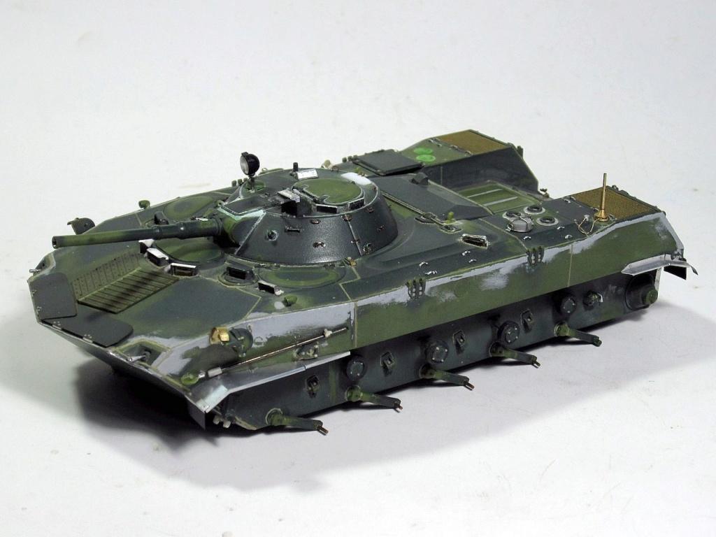 Алюминиевые танки. Техника ВДВ. БМД-1П - Страница 2 Img_3329