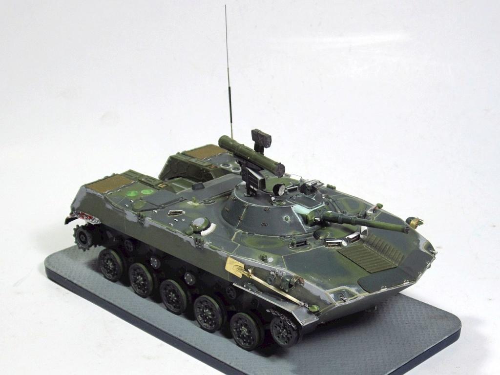 Алюминиевые танки. Техника ВДВ. БМД-1П - Страница 2 Img_3339