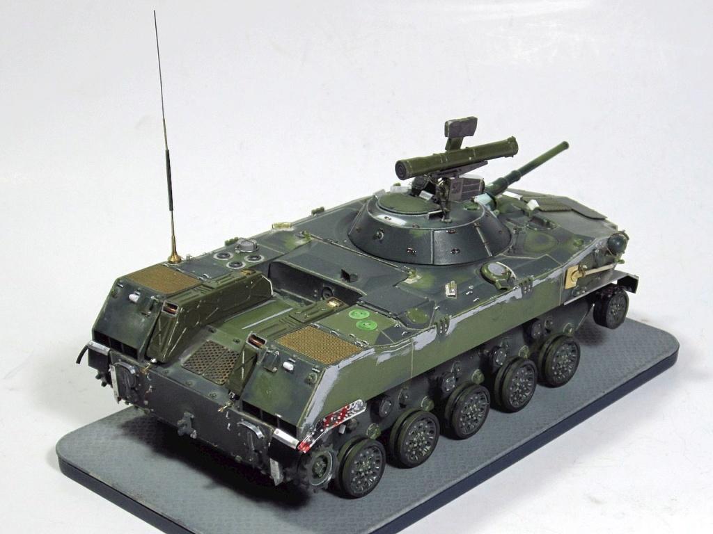 Алюминиевые танки. Техника ВДВ. БМД-1П - Страница 2 Img_3340
