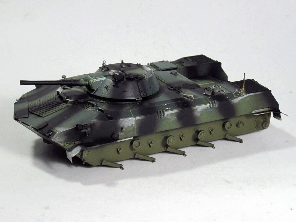 Алюминиевые танки. Техника ВДВ. БМД-1П - Страница 2 Img_3343