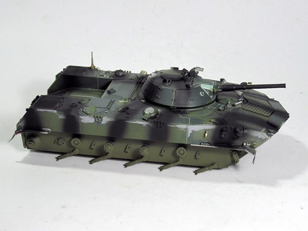 Алюминиевые танки. Техника ВДВ. БМД-1П - Страница 2 Img_3344