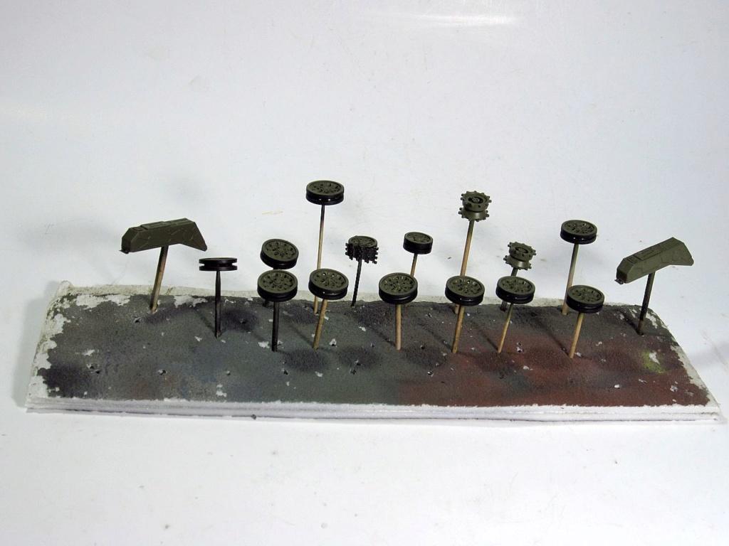 Алюминиевые танки. Техника ВДВ. БМД-1П - Страница 2 Img_3345
