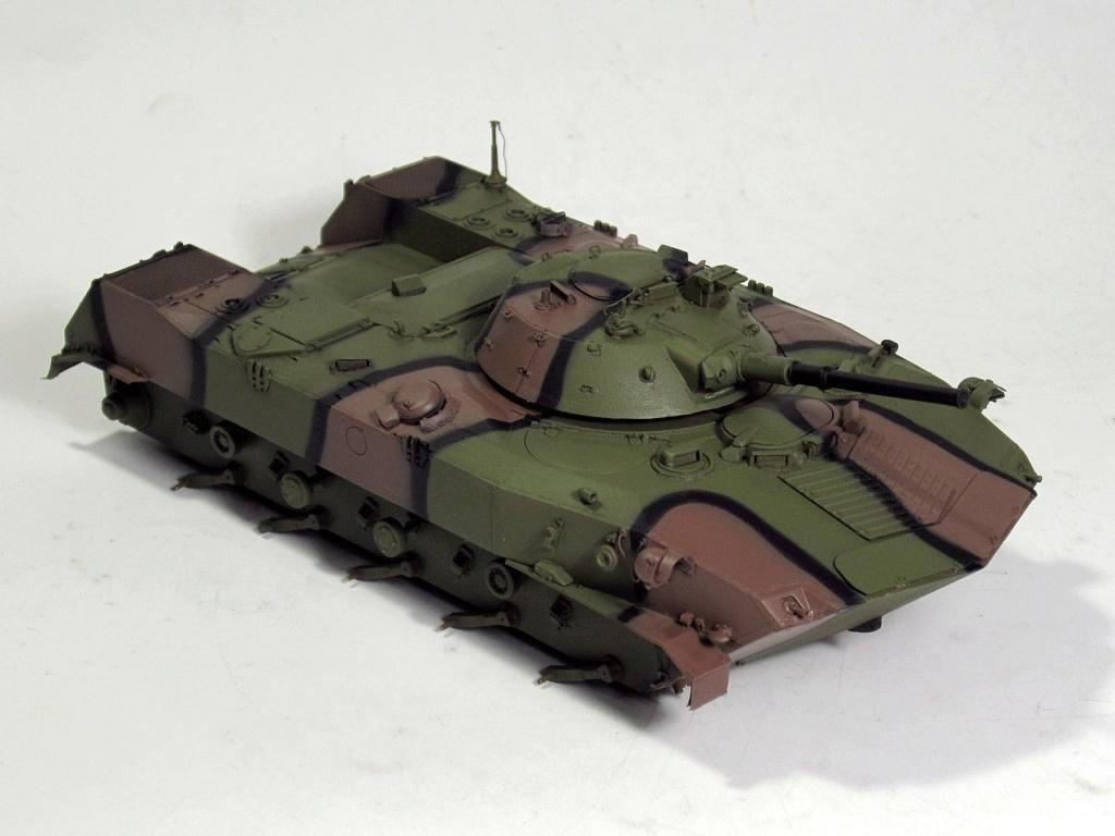 Алюминиевые танки. Техника ВДВ. БМД-1П - Страница 3 Img_3350