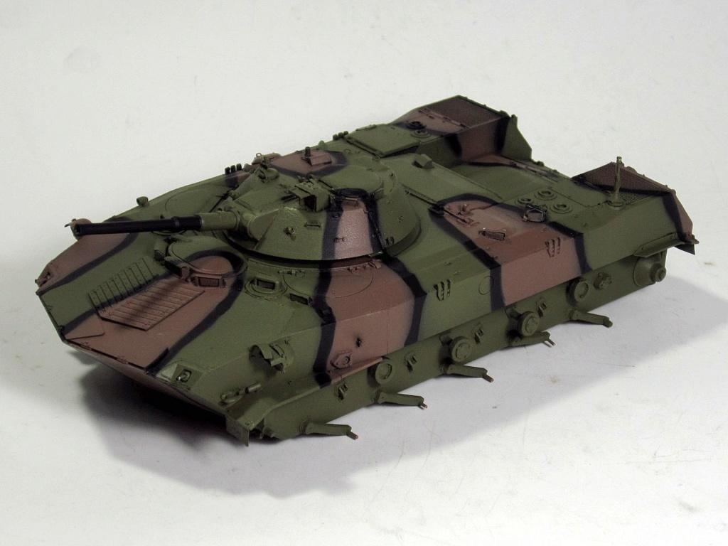 Алюминиевые танки. Техника ВДВ. БМД-1П - Страница 3 Img_3410