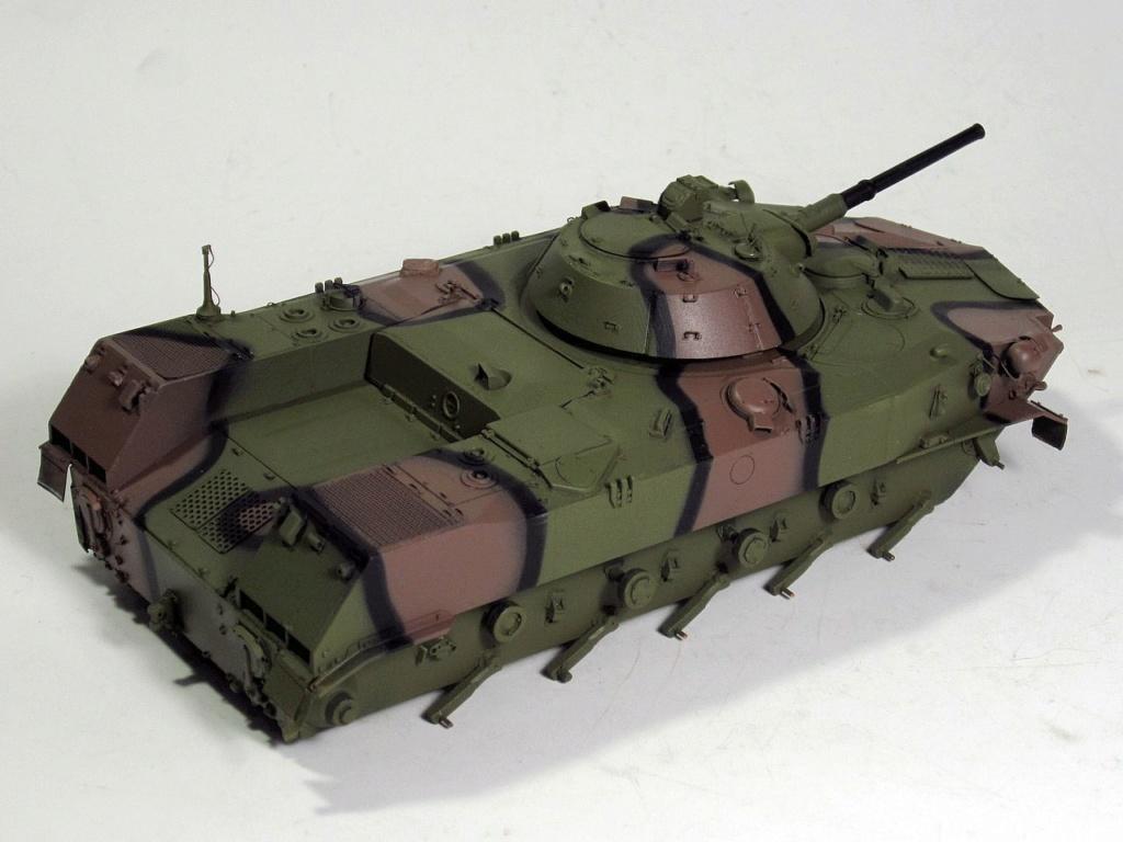 Алюминиевые танки. Техника ВДВ. БМД-1П - Страница 3 Img_3412