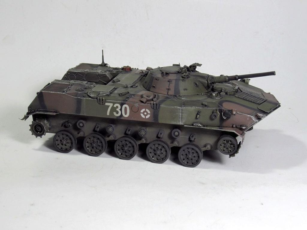 Алюминиевые танки. Техника ВДВ. БМД-1П - Страница 3 Img_3413
