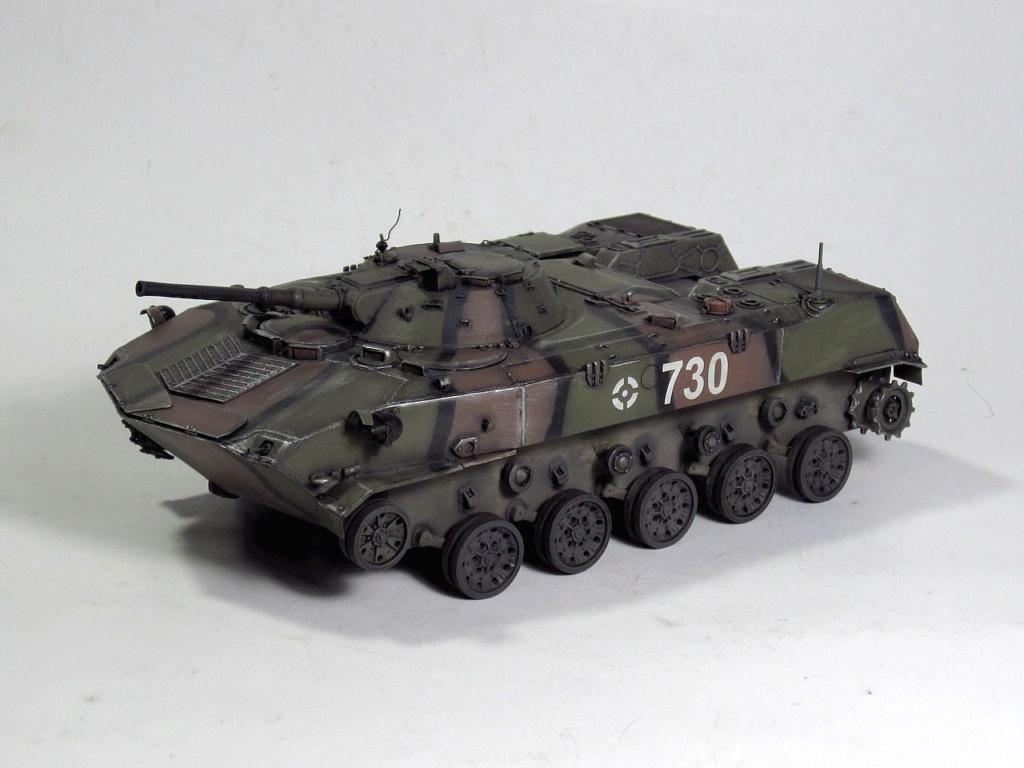 Алюминиевые танки. Техника ВДВ. БМД-1П - Страница 3 Img_3415