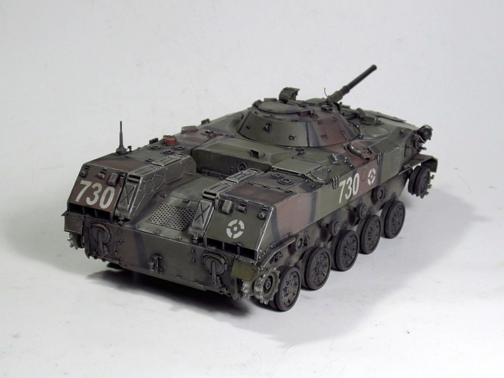 Алюминиевые танки. Техника ВДВ. БМД-1П - Страница 3 Img_3417