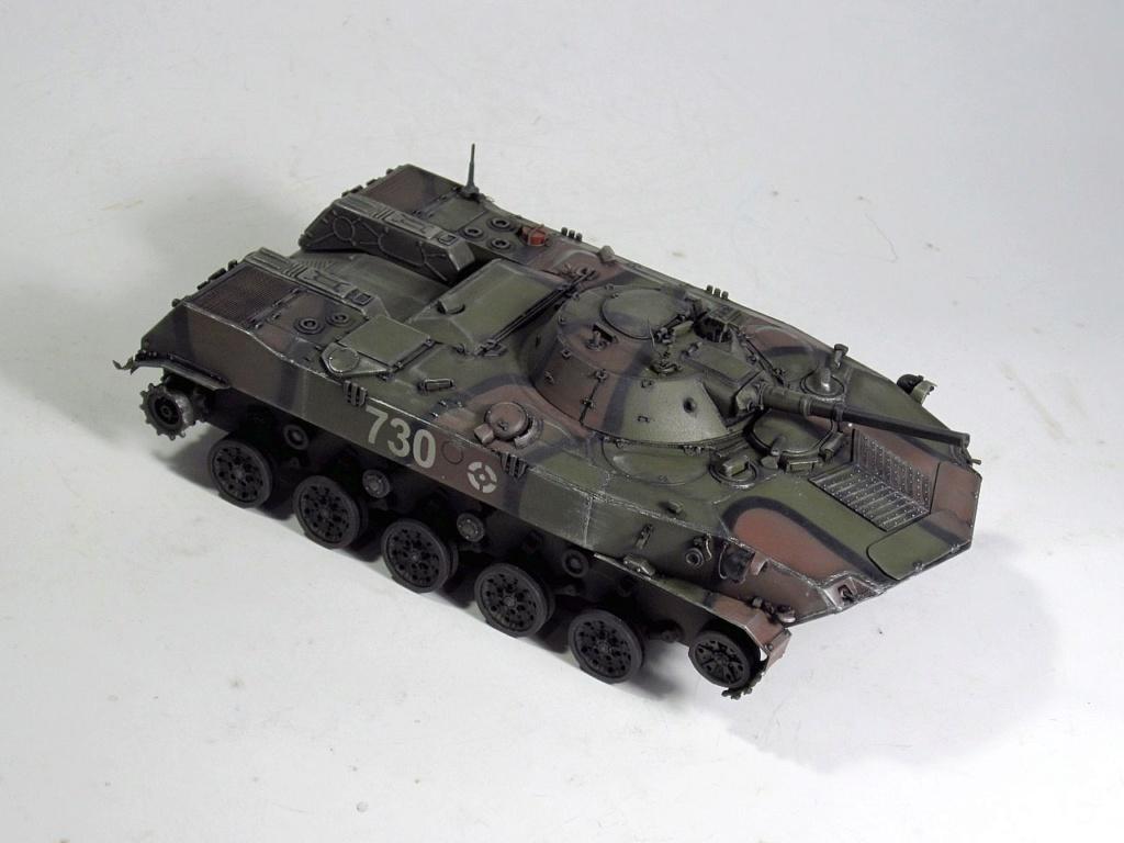 Алюминиевые танки. Техника ВДВ. БМД-1П - Страница 3 Img_3418