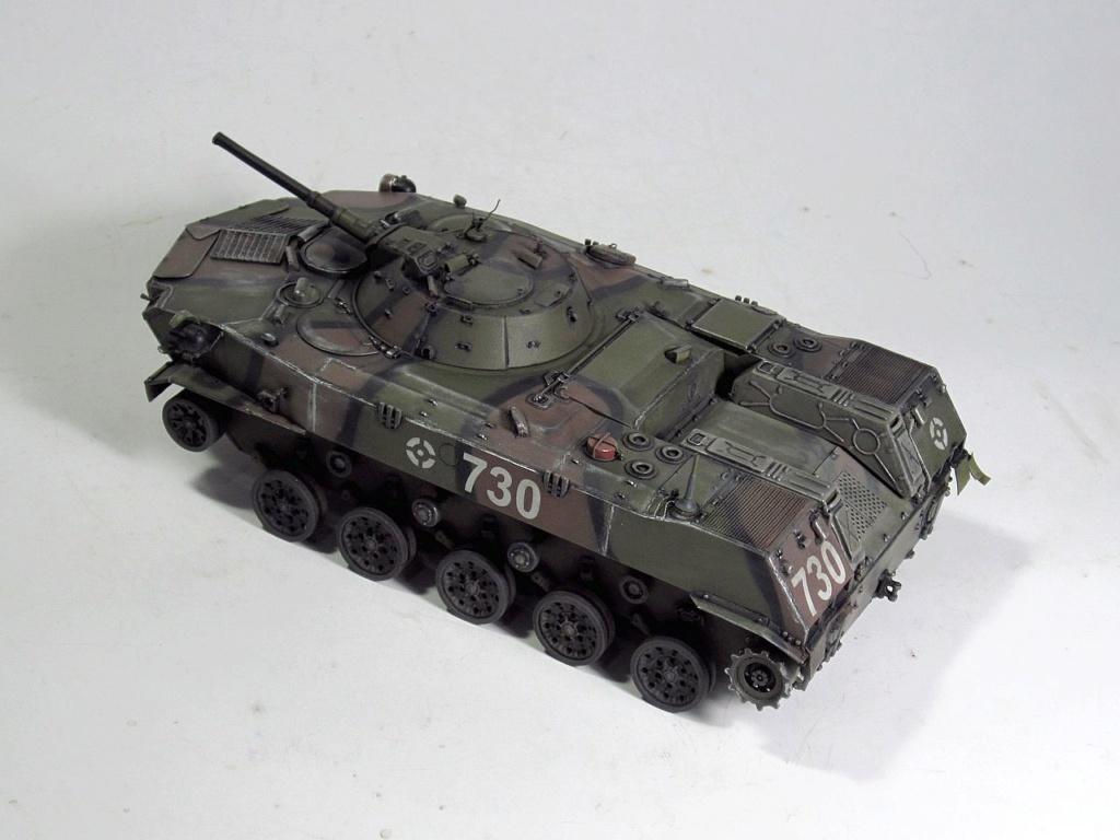 Алюминиевые танки. Техника ВДВ. БМД-1П - Страница 3 Img_3419