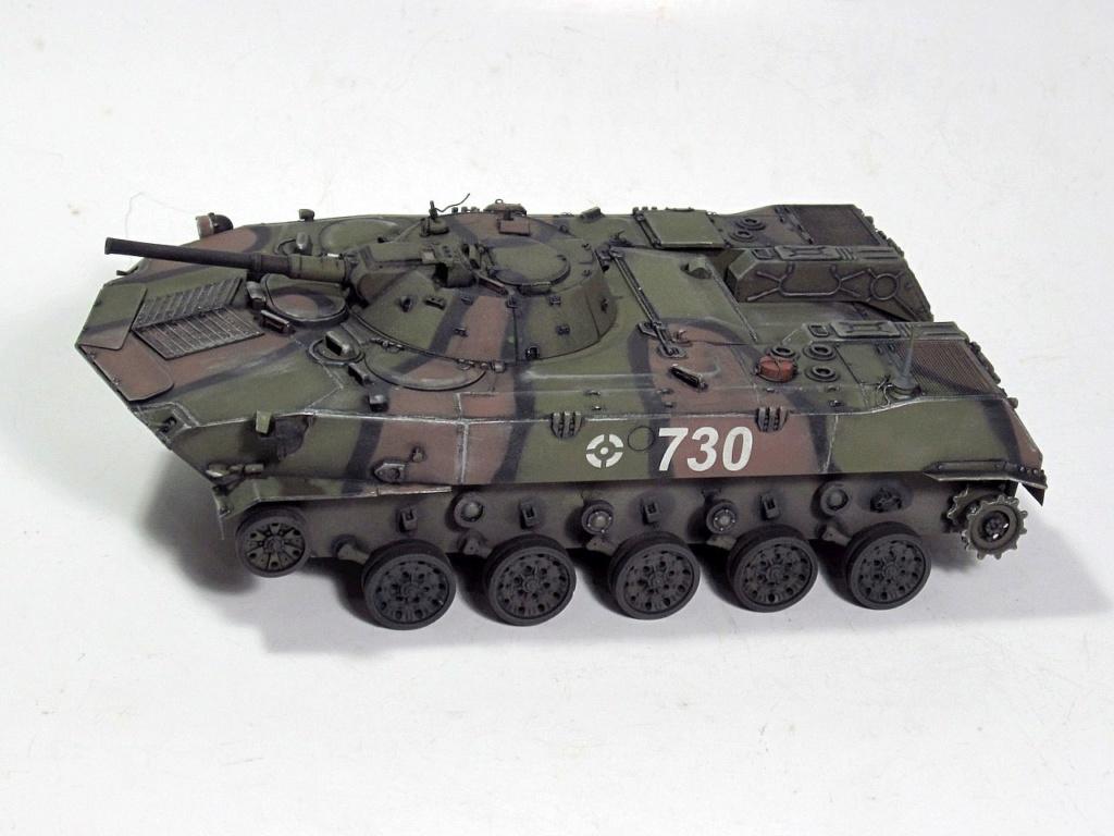 Алюминиевые танки. Техника ВДВ. БМД-1П - Страница 3 Img_3420
