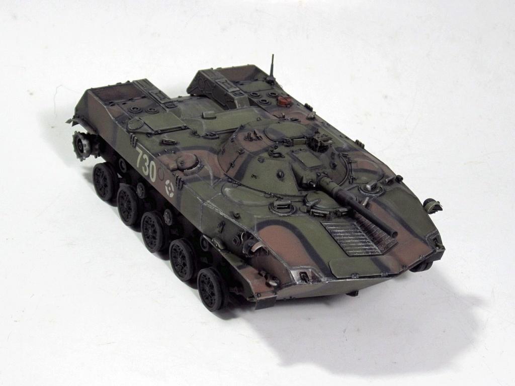 Алюминиевые танки. Техника ВДВ. БМД-1П - Страница 3 Img_3422