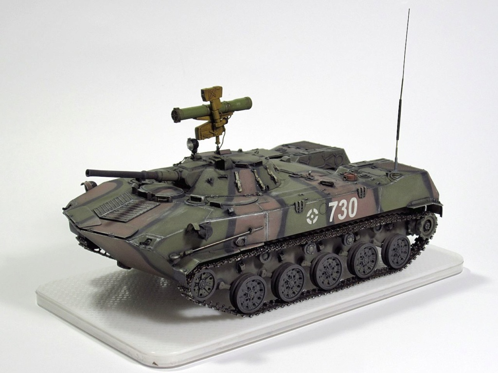 Алюминиевые танки. Техника ВДВ. БМД-1П - Страница 3 Img_3426
