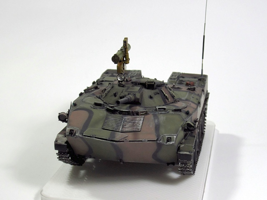 Алюминиевые танки. Техника ВДВ. БМД-1П - Страница 3 Img_3427