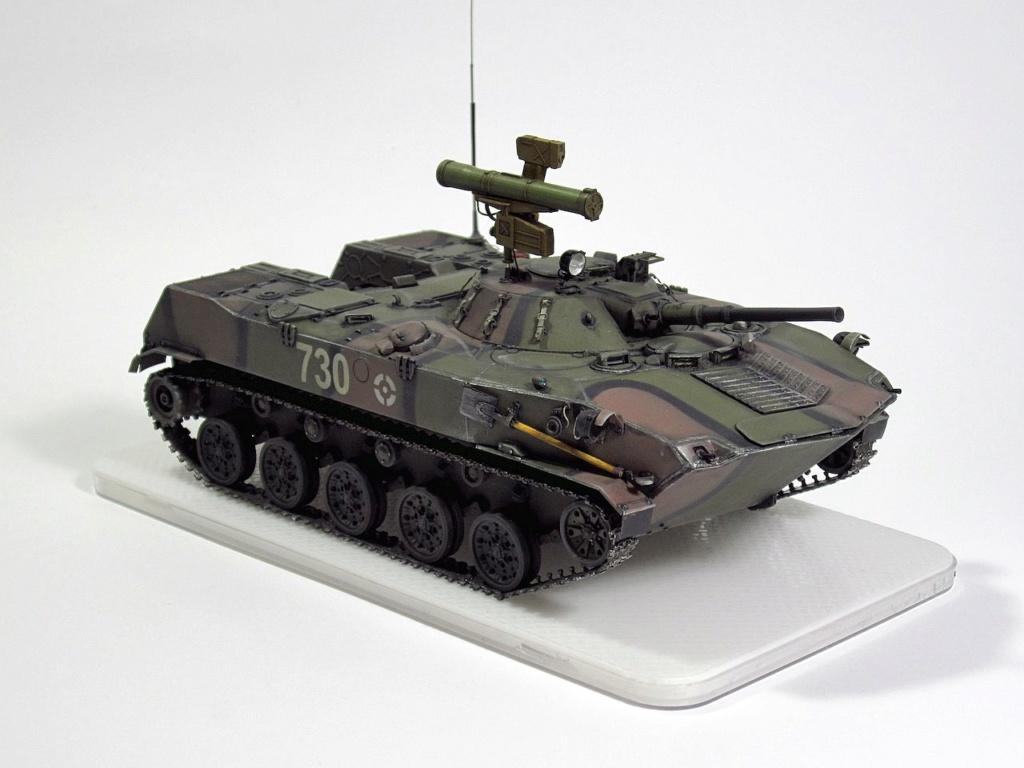 Алюминиевые танки. Техника ВДВ. БМД-1П - Страница 3 Img_3428