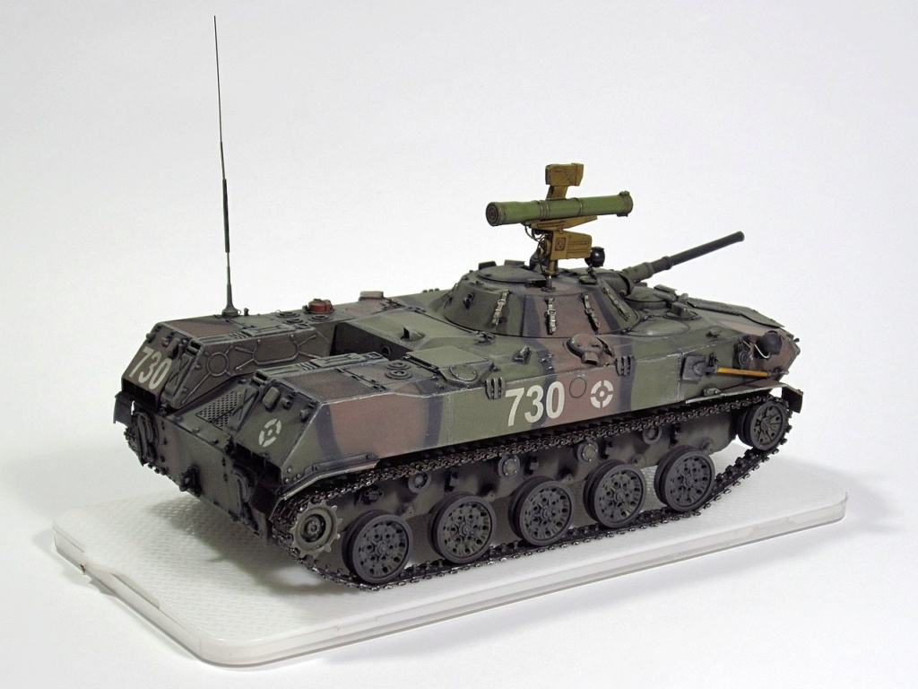 Алюминиевые танки. Техника ВДВ. БМД-1П - Страница 3 Img_3430