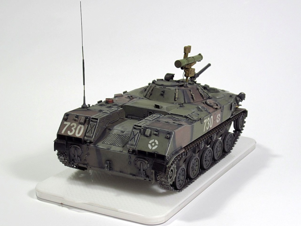 Алюминиевые танки. Техника ВДВ. БМД-1П - Страница 3 Img_3431
