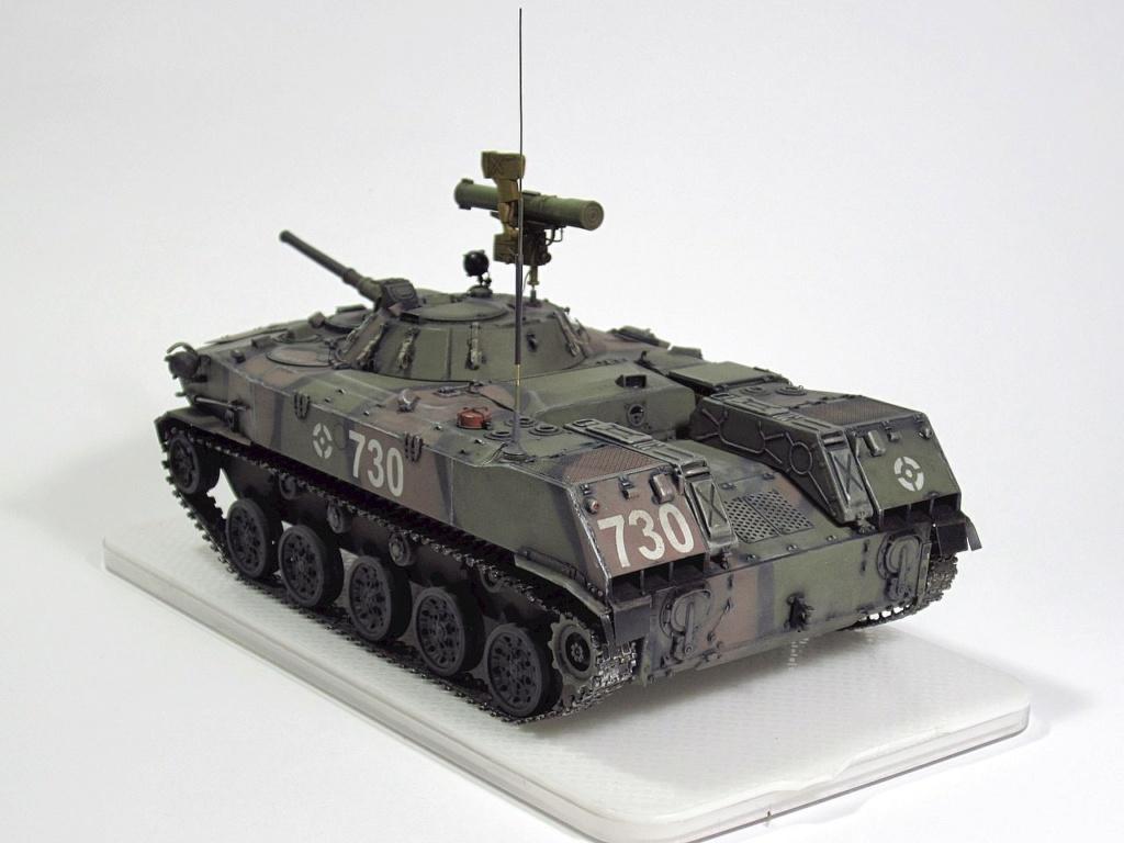 Алюминиевые танки. Техника ВДВ. БМД-1П - Страница 3 Img_3432