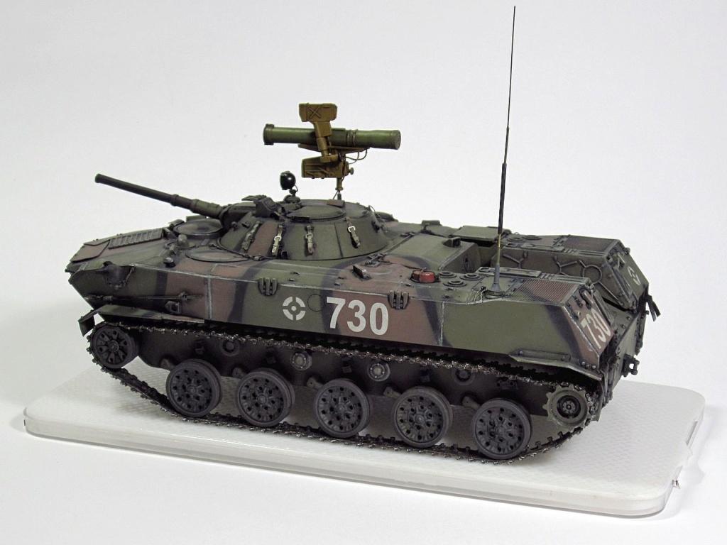 Алюминиевые танки. Техника ВДВ. БМД-1П - Страница 3 Img_3433