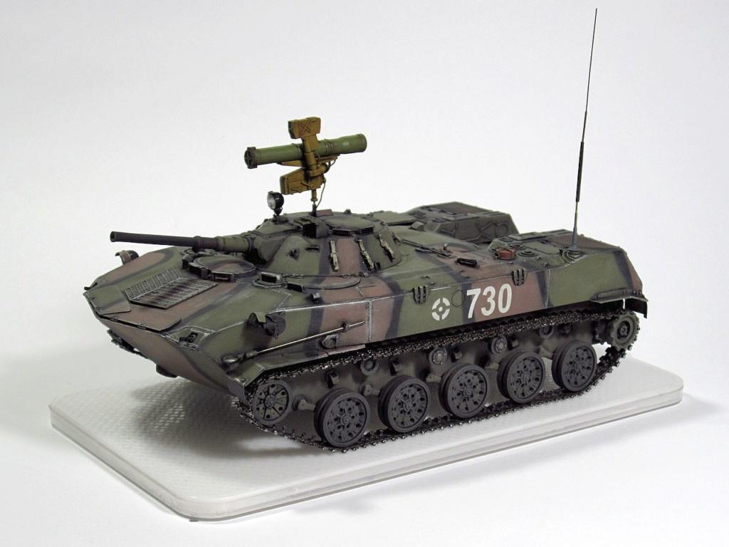 Алюминиевые танки. Техника ВДВ. БМД-1П - Страница 3 Img_3434
