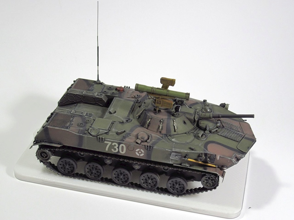 Алюминиевые танки. Техника ВДВ. БМД-1П - Страница 3 Img_3436