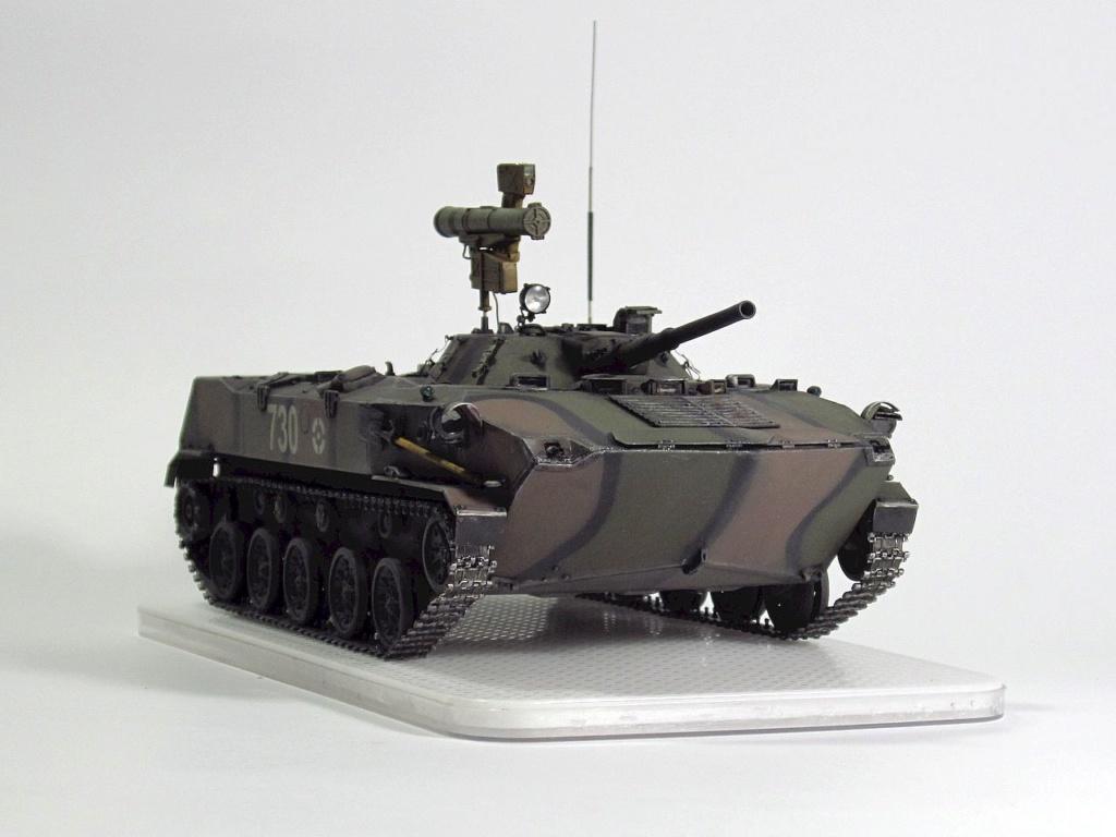 Алюминиевые танки. Техника ВДВ. БМД-1П - Страница 3 Img_3440