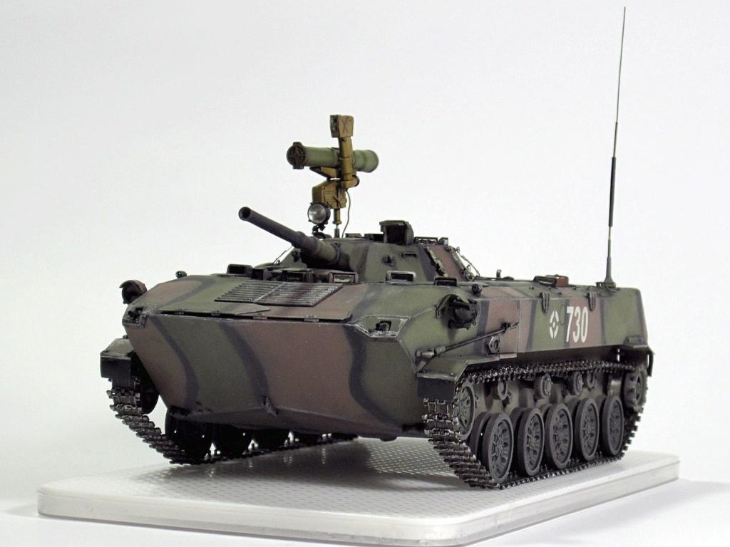 Алюминиевые танки. Техника ВДВ. БМД-1П - Страница 3 Img_3441