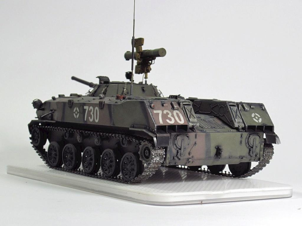 Алюминиевые танки. Техника ВДВ. БМД-1П - Страница 3 Img_3442