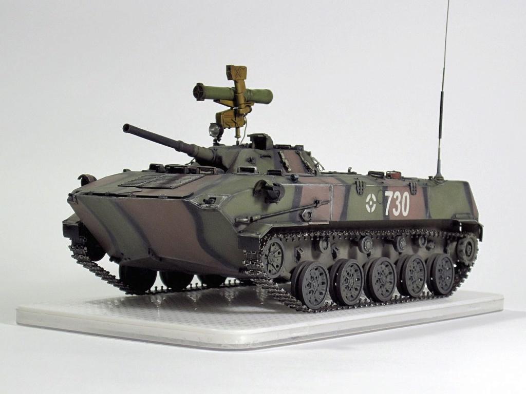 Алюминиевые танки. Техника ВДВ. БМД-1П - Страница 3 Img_3445