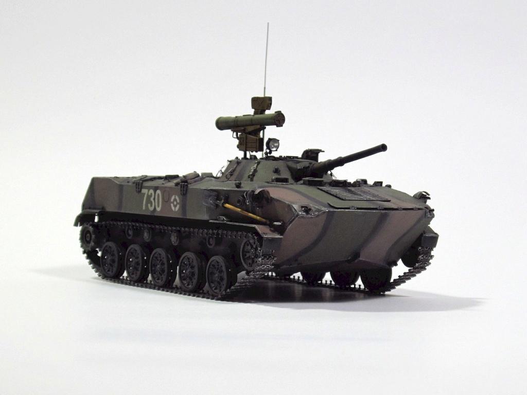 Алюминиевые танки. Техника ВДВ. БМД-1П - Страница 3 Img_3446