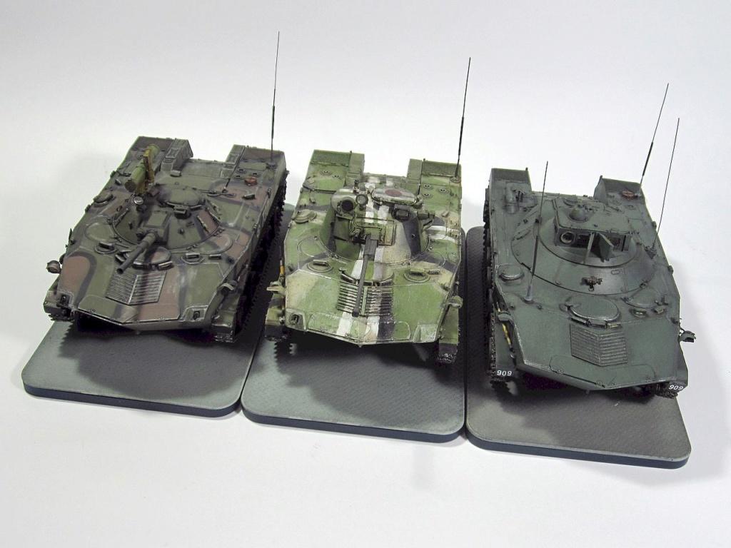 Алюминиевые танки. Техника ВДВ. БМД-1П - Страница 4 Img_3511