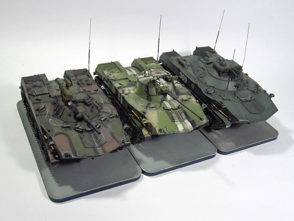Алюминиевые танки. Техника ВДВ. БМД-1П - Страница 4 Img_3512