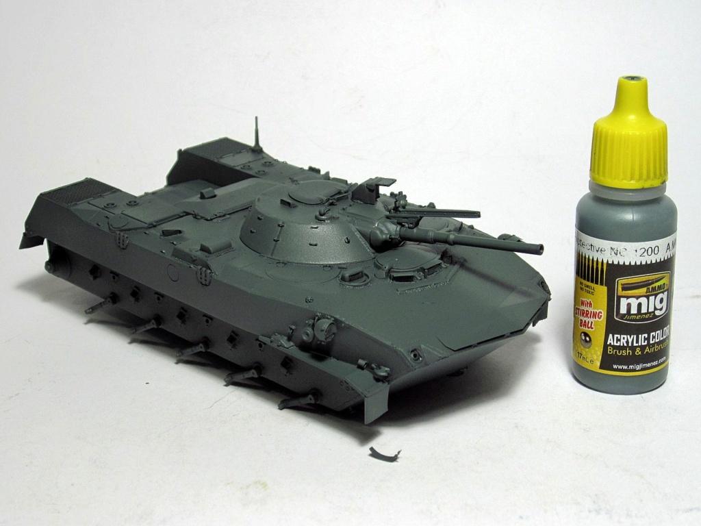 Алюминиевые танки. Техника ВДВ. БМД-1 ранних производственных серий. - Страница 2 Img_4140
