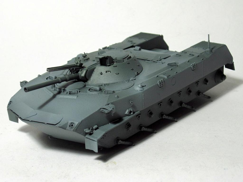 Алюминиевые танки. Техника ВДВ. БМД-1 ранних производственных серий. - Страница 2 Img_4143